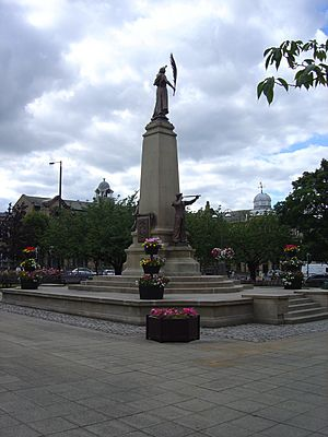 Keighley War Memorial