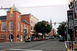 Downtown Martinsburg Historic District