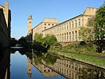 Saltaire from Leeds and Liverpool Canal.jpg