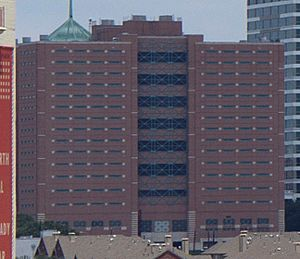 Tarrant County Corrections Center, cropped