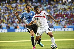 Uruguay - Costa Rica FIFA World Cup 2014 (5)