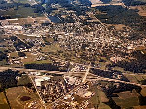 Batesville-indiana-from-above
