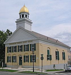 Bennington County Courthouse in Manchester Village