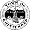 Official seal of Chittenden, Vermont