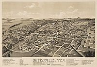 Old map-Greenville-1886
