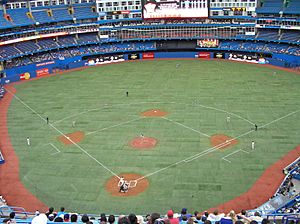 Rogers Centre Blue Jays