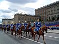 Royal guards sweden