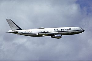 Air France Airbus A300B2 1974 Fitzgerald
