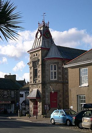 Marazion Town Hall - geograph.org.uk - 107091