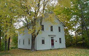 Schoolhouse, Nottingham Square, NH