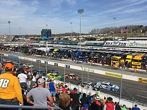 2019 STP 500 from frontstretch