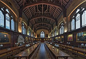 Balliol College Dining Hall, Oxford - Diliff