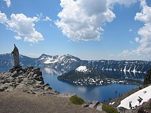 Crater Lake - panoramio