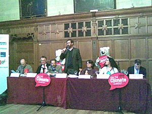 Oxford East climate hustings
