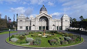 Royal Exhibition Building Pic 05