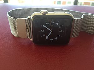 Apple I Watch 2015 Model very cool
