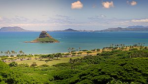 Chinaman's Hat - Oahu Hawaii
