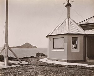 Nelson Head Light, 1902 cropped
