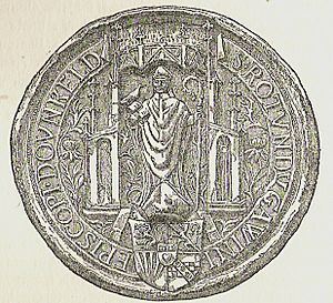 Seal of Gavin Douglas