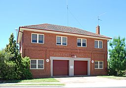 West Wyalong Ambulance Station