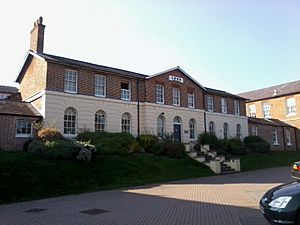 Andover workhouse