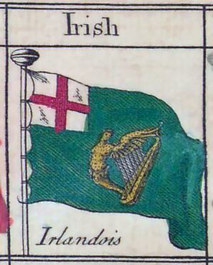 Green-Ensign 1783