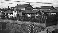 Japanese Houses of Parliament, 1905