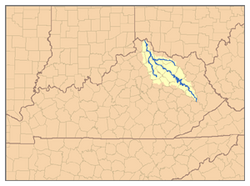 LickingRiver watershed