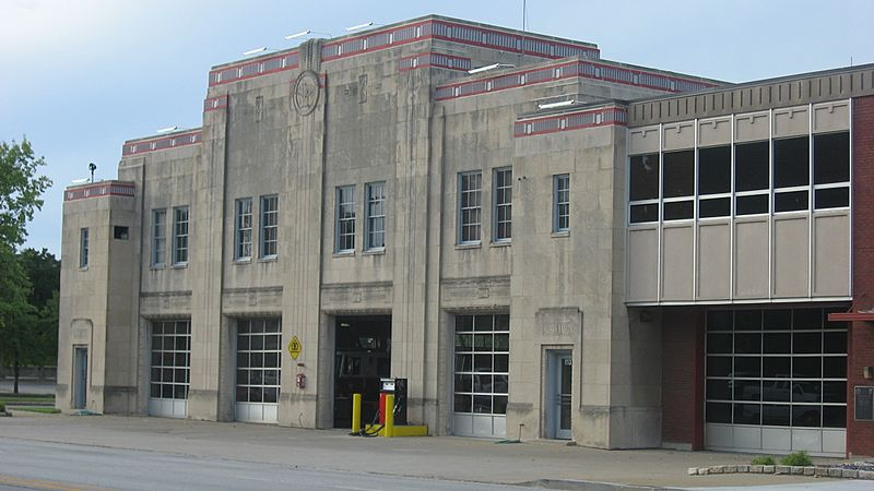 Louisville Fire Department Headquarters