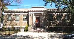 Donatucci Branch of the Free Library of Philadelphia