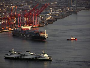 Port of seattle