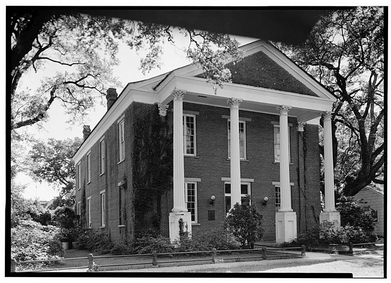 Winyah Indigo Society Hall Georgetown South Carolina