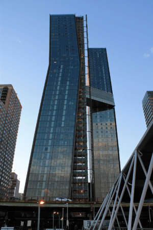 American Copper Building 9 October 2016