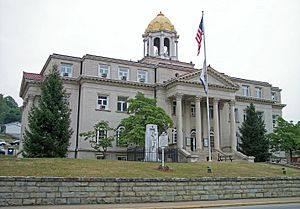 Boone County Courthouse West Virginia