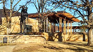 Chickasaw cultural center 3