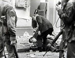 Donegall st bomb