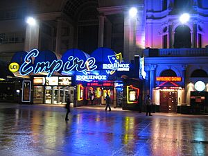 Empire at Leicester Square London