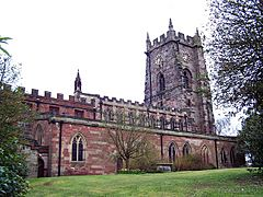 StMary's, Market Drayton-geograph-771033-by-Geoff-Pick