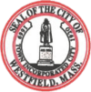 Official seal of Westfield, Massachusetts