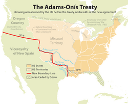 Adams onis map