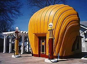 Shell Service Station-WS NC