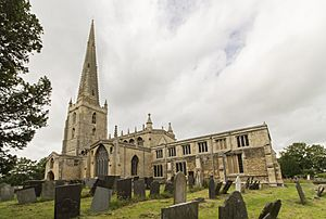 Bottesford, St Mary's church (27792186733).jpg