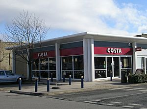 Costa - Forster Square Retail Park - geograph.org.uk - 1157388