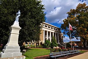 Alcorn County Courthouse Mississippi