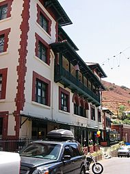 Copper Queen Hotel, Bisbee AZ