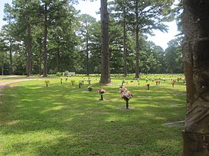 Memory Lawn Cemetery in Natchitoches, LA IMG 2049