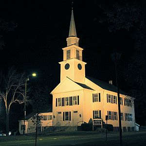 Paxton Church Night