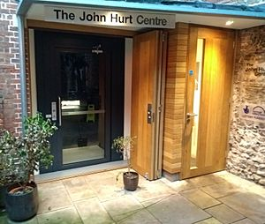 The John Hurt Centre