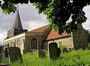 All Saint's Church, Frindsbury - geograph.org.uk - 358139.jpg