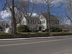 A house on Broad Street